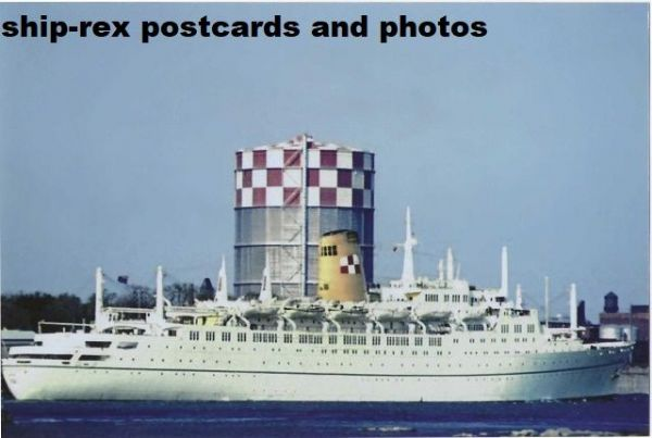 EMPRESS OF CANADA (1961, Canadian Pacific) photo (a)